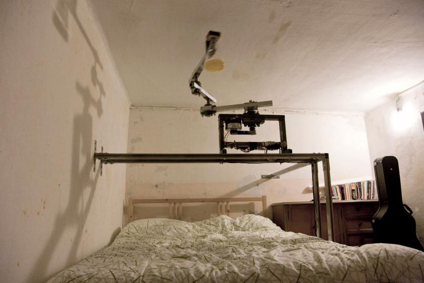 Dream Catcher_Andreas Greiner_Julian Charrière_Barcelona 2013